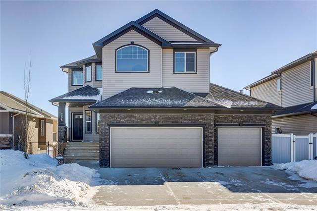 268 Rainbow Falls Way, Chestermere, AB T1X 0T1 (#C4229121) :: Redline Real Estate Group Inc