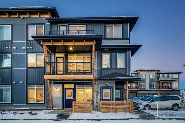 4311 Seton Drive SE, Calgary, AB T3M 3A7 (#C4229133) :: Calgary Homefinders