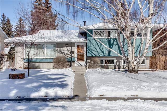 9812 Athens Road SE, Calgary, AB T2J 1B9 (#C4229182) :: The Cliff Stevenson Group