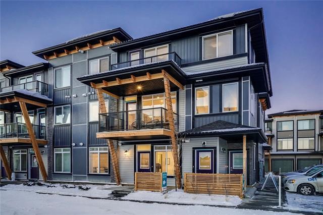 4313 Seton Drive SE, Calgary, AB T3M 3A7 (#C4229206) :: Calgary Homefinders