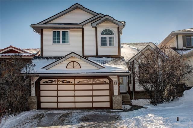 136 Christie Park Hill(S) SW, Calgary, AB T3H 2V5 (#C4229281) :: Redline Real Estate Group Inc