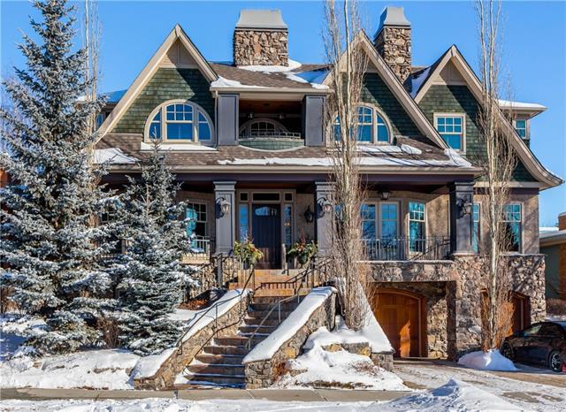 86 Clarendon Road NW, Calgary, AB T2L 0P3 (#C4229304) :: Calgary Homefinders