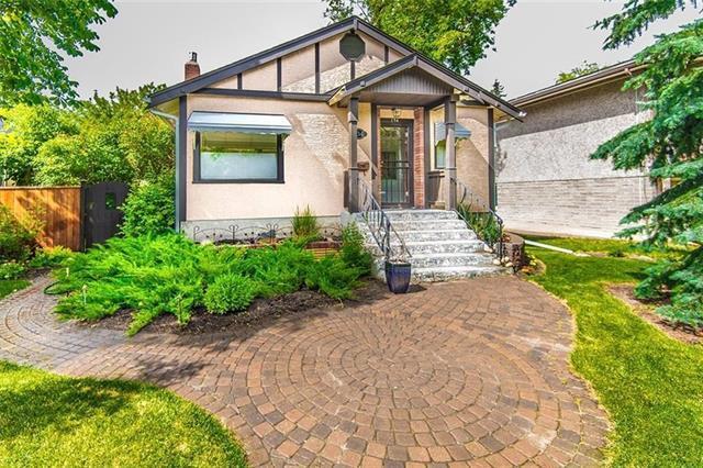 134 10 Avenue NW, Calgary, AB T2M 0B3 (#C4229440) :: Redline Real Estate Group Inc