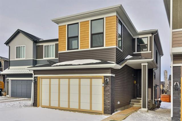 41 Howse Terrace NE, Calgary, AB T3P 0V5 (#C4229480) :: Calgary Homefinders