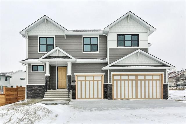 89 Harvest Hills Manor NE, Calgary, AB T3K 2L9 (#C4229481) :: Redline Real Estate Group Inc