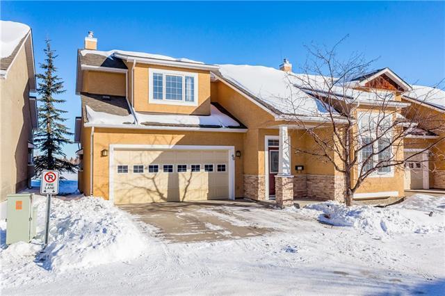 46 Cedargrove Lane SW, Calgary, AB T2W 6J1 (#C4229514) :: Calgary Homefinders
