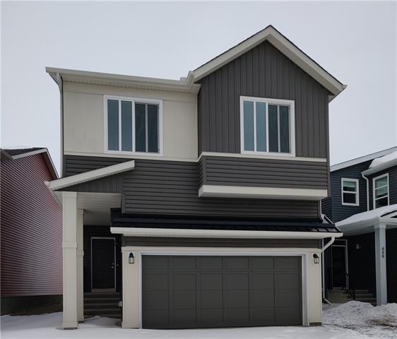 432 Livingston View NE, Calgary, AB T3P 0Z8 (#C4229516) :: Calgary Homefinders