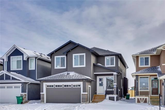 208 Bayview Street SW, Airdrie, AB T4B 4G2 (#C4229519) :: The Cliff Stevenson Group