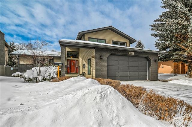 12327 17 Street SW, Calgary, AB T2W 4A1 (#C4229536) :: Redline Real Estate Group Inc