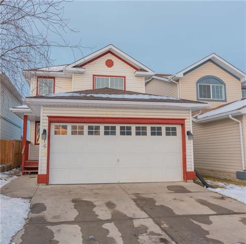 163 Coral Springs Circle NE, Calgary, AB T3J 3P6 (#C4229542) :: Calgary Homefinders