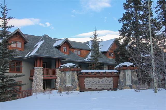 170 Crossbow Place #321, Canmore, AB T1W 3H4 (#C4229560) :: Calgary Homefinders