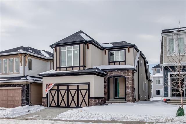 111 Masters Way SE, Calgary, AB T3M 2N8 (#C4229573) :: The Cliff Stevenson Group