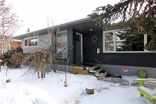 3112 Breen Crescent NW, Calgary, AB T2L 1S7 (#C4229588) :: The Cliff Stevenson Group