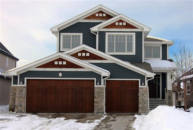 68 Rockcliff Grove NW, Calgary, AB T3G 0C8 (#C4229589) :: Canmore & Banff