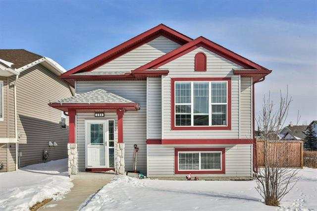 394 Stonegate Way NW, Airdrie, AB T4B 2X9 (#C4229604) :: Calgary Homefinders