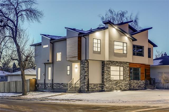 1804 25 Avenue NW, Calgary, AB T2M 2B7 (#C4229615) :: The Cliff Stevenson Group