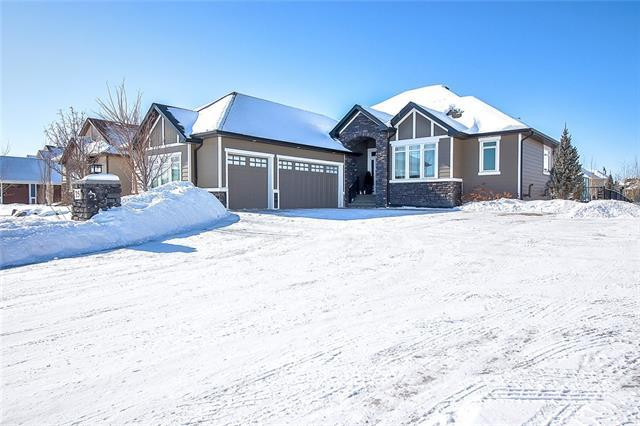 25 Cimarron Estates Manor, Okotoks, AB T1S 0J8 (#C4229616) :: Redline Real Estate Group Inc