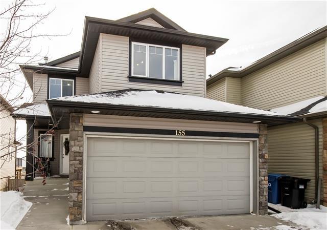 155 Bridlemeadows Common SW, Calgary, AB T2Y 4V3 (#C4229652) :: Redline Real Estate Group Inc