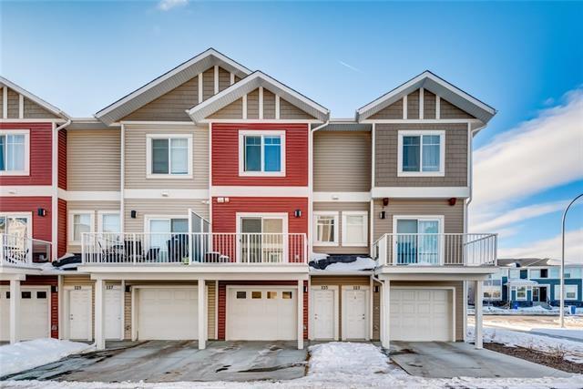 125 Redstone Circle NE, Calgary, AB T3N 0M8 (#C4229664) :: Calgary Homefinders