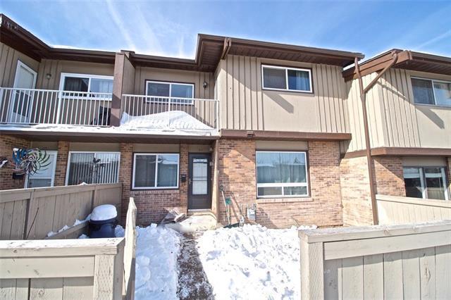 1055 72 Avenue NW #108, Calgary, AB T2K 5S4 (#C4229669) :: The Cliff Stevenson Group