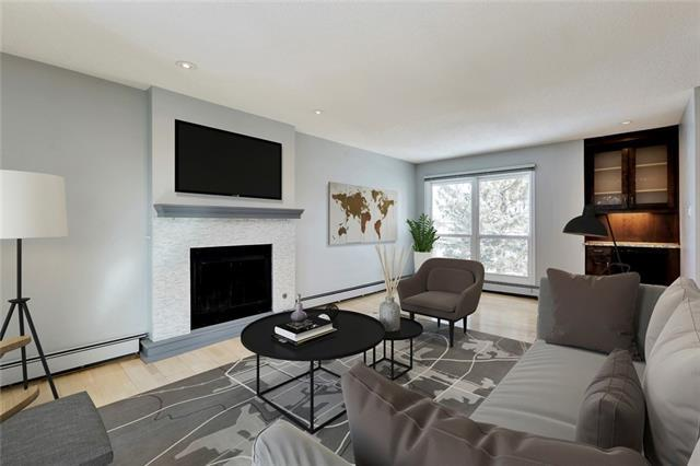 860 Midridge Drive SE #334, Calgary, AB T2X 1K1 (#C4229671) :: Canmore & Banff