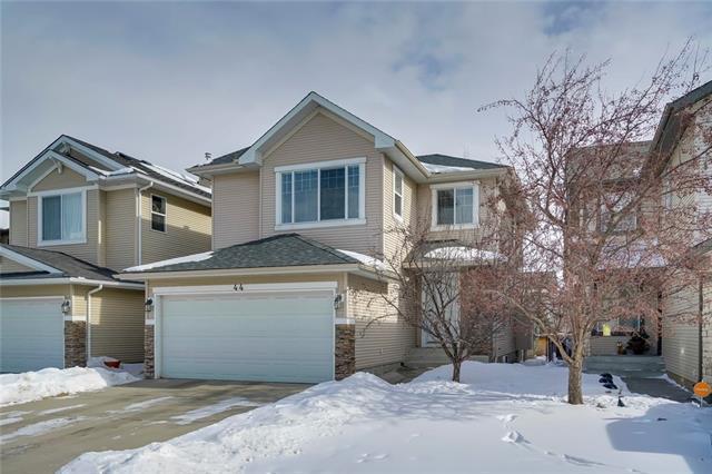 44 Cougar Ridge Link SW, Calgary, AB T3H 5L4 (#C4229680) :: Calgary Homefinders