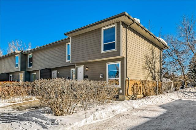 15403 Deer Run Drive SE #320, Calgary, AB T2J 6B8 (#C4229692) :: The Cliff Stevenson Group