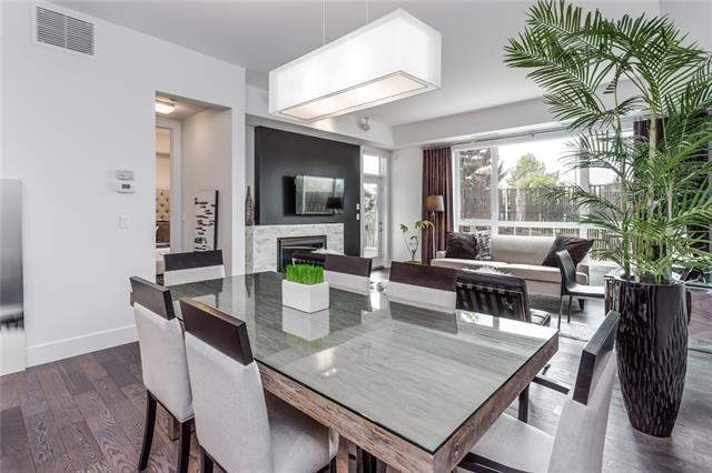 33 Burma Star Road SW #103, Calgary, AB T3E 7Y9 (#C4229695) :: Virtu Real Estate