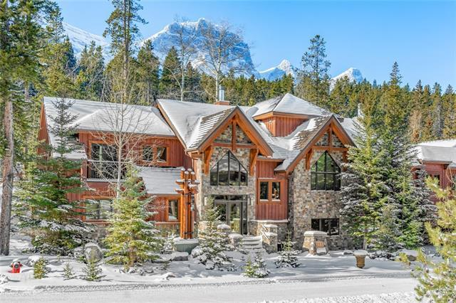 155 Cairns Landing, Canmore, AB T1W 3J9 (#C4229708) :: Canmore & Banff