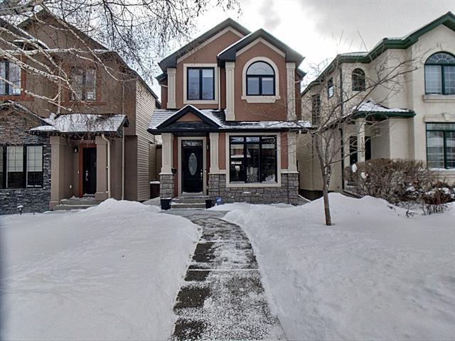 1623 23 Avenue NW, Calgary, AB T2M 1V4 (#C4229718) :: The Cliff Stevenson Group