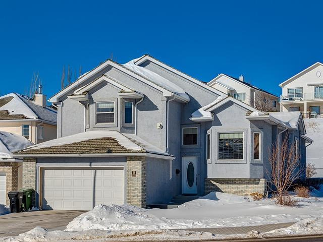 393 Arbour Lake Drive NW, Calgary, AB T3G 5G2 (#C4229826) :: Redline Real Estate Group Inc