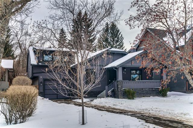 619 Riverdale Avenue SW, Calgary, AB T2S 0Y2 (#C4229870) :: Redline Real Estate Group Inc