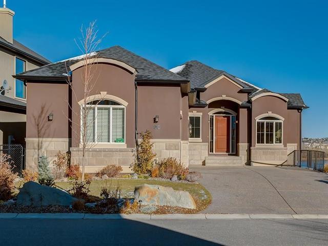26 Rockcliff Landing NW, Calgary, AB T3G 5Z6 (#C4229888) :: Redline Real Estate Group Inc