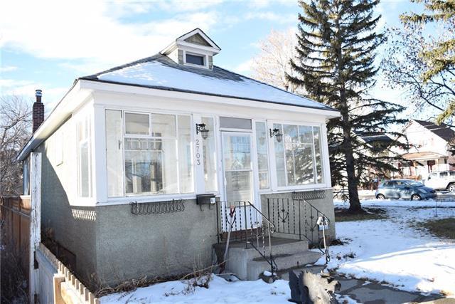 2703 16A Street SE, Calgary, AB T2G 3T3 (#C4229898) :: Redline Real Estate Group Inc