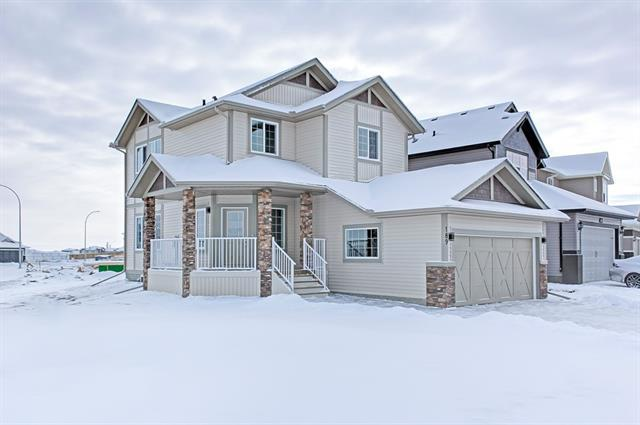 189 Wildrose Drive, Strathmore, AB T1P 0G5 (#C4229901) :: The Cliff Stevenson Group