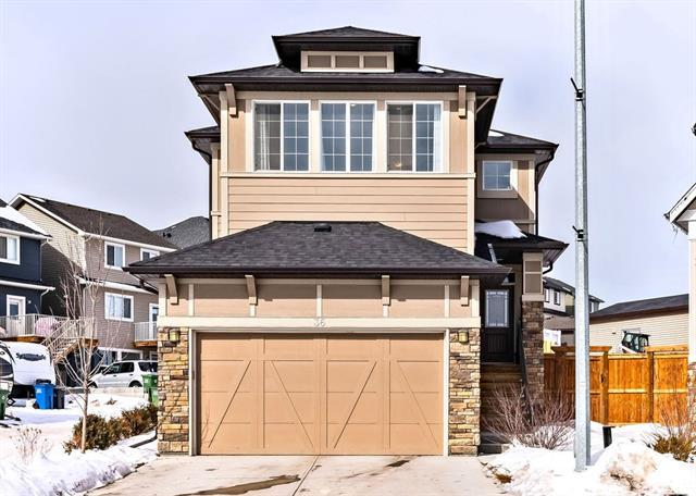36 Heritage Terrace, Cochrane, AB T4C 0Y3 (#C4229913) :: Canmore & Banff