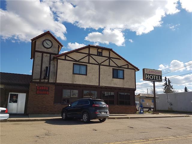4815 51 Street, Lamont, AB T0B 2R0 (#C4229931) :: Redline Real Estate Group Inc