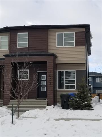1632 Cornerstone Boulevard NE, Calgary, AB T3N 1H3 (#C4229942) :: Canmore & Banff