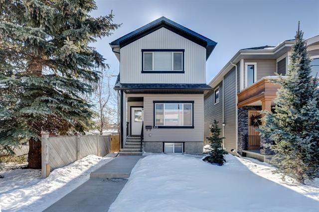 515 23 Avenue NW, Calgary, AB T2M 1S7 (#C4232020) :: The Cliff Stevenson Group