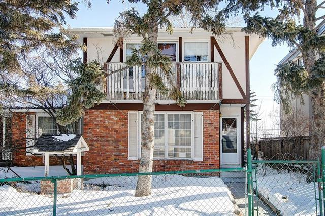 734/736 Tavender Road NW, Calgary, AB T2K 3M4 (#C4232066) :: Calgary Homefinders