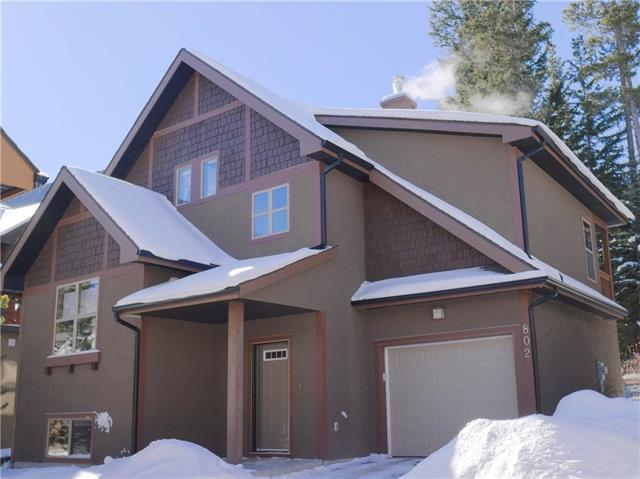 109 Armstrong Place #802, Canmore, AB T1W 3L2 (#C4232081) :: Calgary Homefinders
