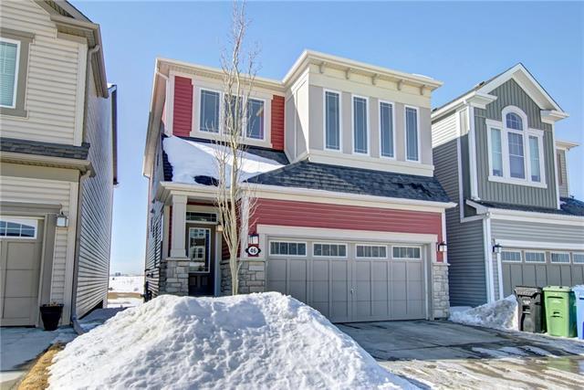 46 Cityscape Heath NE, Calgary, AB T3N 0P1 (#C4232091) :: Calgary Homefinders