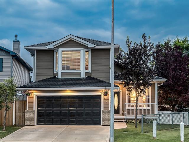54 Thorndale Close SE, Airdrie, AB T4A 2C1 (#C4232107) :: The Cliff Stevenson Group