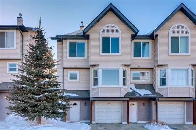 57 Sandarac Way NW, Calgary, AB T3K 5B4 (#C4232111) :: Redline Real Estate Group Inc