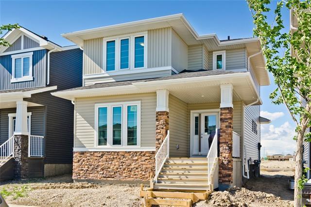 442 Redstone Drive NE, Calgary, AB T3N 0R1 (#C4232121) :: Calgary Homefinders