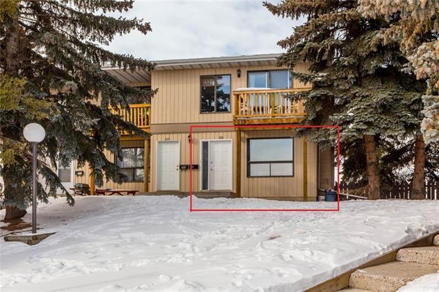 219 Huntington Park Bay NW #206, Calgary, AB T2K 5H5 (#C4232164) :: The Cliff Stevenson Group