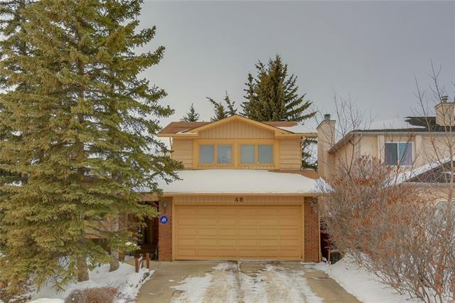 48 Millpark Place SW, Calgary, AB T2Y 2N2 (#C4232168) :: Redline Real Estate Group Inc