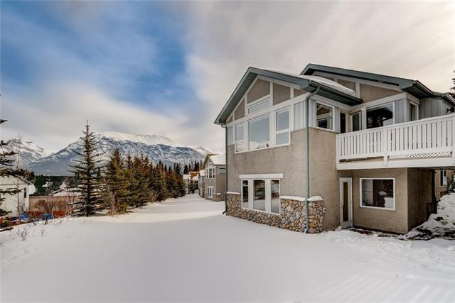 127 Carey #2, Canmore, AB T1W 2R3 (#C4232169) :: Canmore & Banff