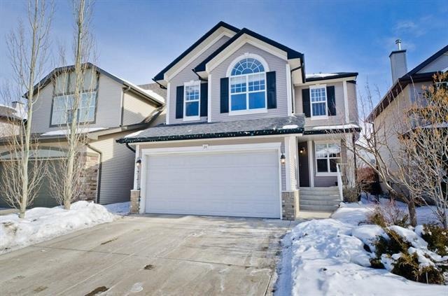24 Cougarstone Common SW, Calgary, AB T3H 5P5 (#C4232183) :: Calgary Homefinders