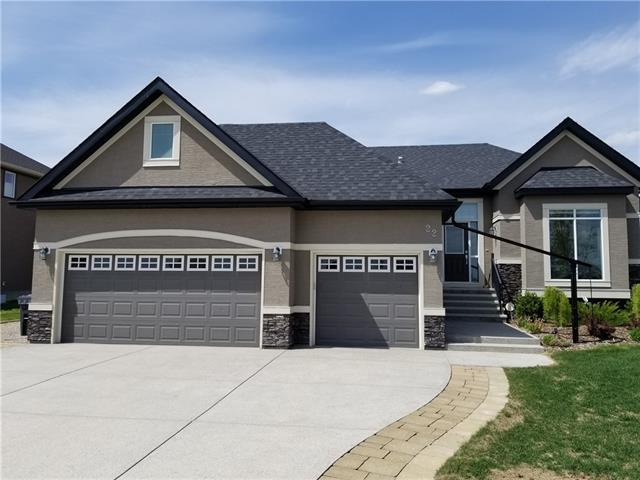 22 Monterra Way, Rural Rocky View County, AB T4C 0H1 (#C4232211) :: Calgary Homefinders